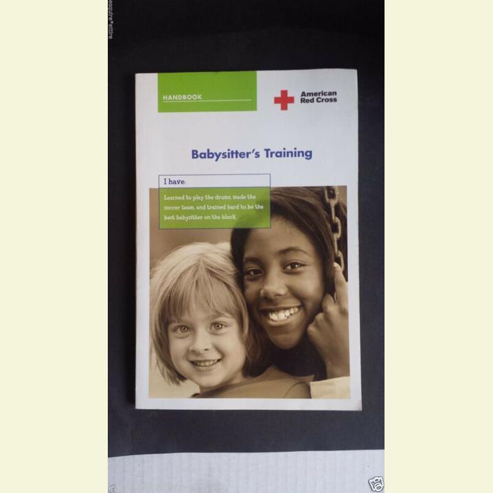 American Red Cross Babysitters Handbook