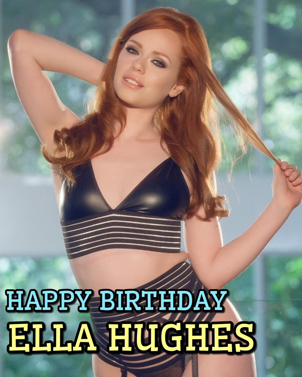 test Twitter Media - RT @WarawuthPongsee: @EllaHughesXXX happy birthday beautiful 🎂🎂🎂 https://t.co/Am1iHYdj26