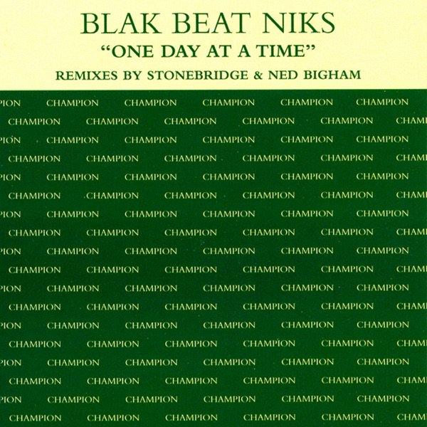 nowplaying dance clubbing soul RnB One Day At a Time (Stone's Big 10 Club Mix) by Blak Beat Niks on https://t.co/8UyDnMXznL https://t.co/b8GGPAlllM