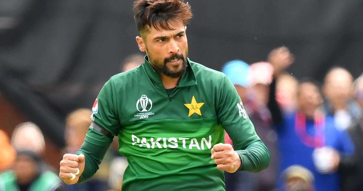 #CWC19 #AUSvPAK  From almost missing out on #WorldCup to hitting prime form, #MohammadAmir has become Pakistan's trump card   @vanillawallah writes   Read:  https:// scroll.in/field/926841/w orld-cup-pakistan-selectors-picked-amir-on-faith-than-form-and-the-speedster-has-delivered  … <br>http://pic.twitter.com/Adj9W0KQmu