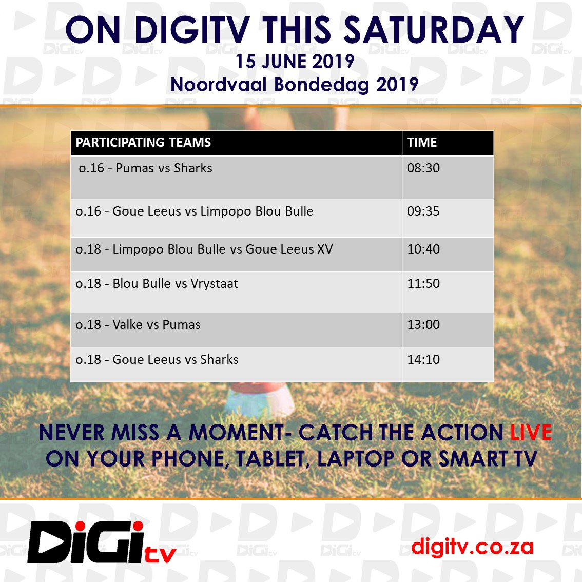 D87iGTRW4AAPm6m School of Rugby | School Rugby Results - 6 April 2019 - School of Rugby