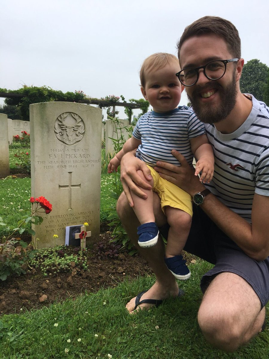 OTD 75 years ago, we lost a very young and brave member of our family. RIP Fred. #LestWeForget <br>http://pic.twitter.com/MqTvsq2EKB