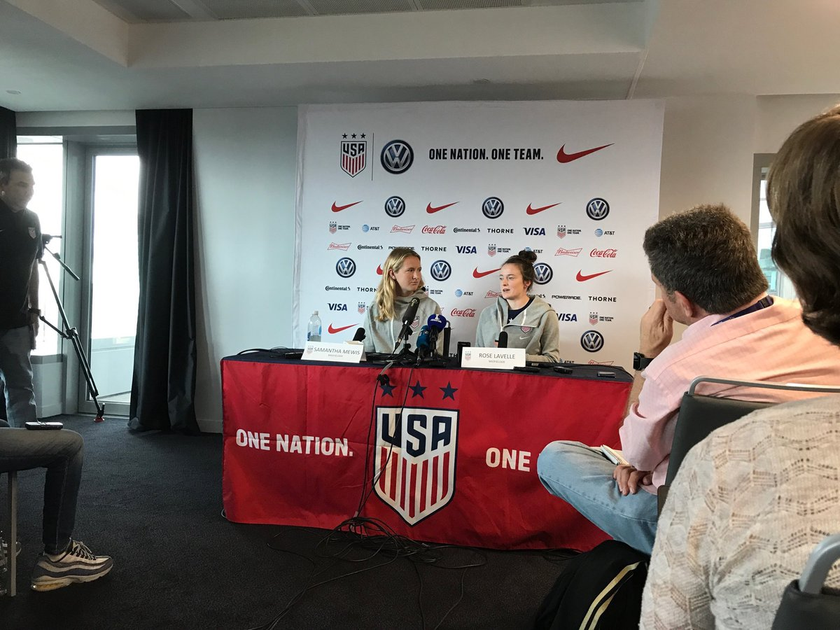 @JulieFoudy's photo on #USWNT