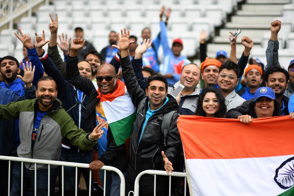 The good news is that it's not raining at @TrentBridge. The toss has been delayed and the next inspection is at 10:30AM.#INDvNZ #CWC19