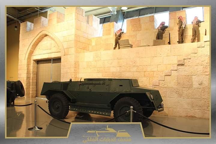 ملك الاردن يفتتح متحف الدبابات الملكي في عمان - صفحة 2 D87mTM2XoAA6OVB