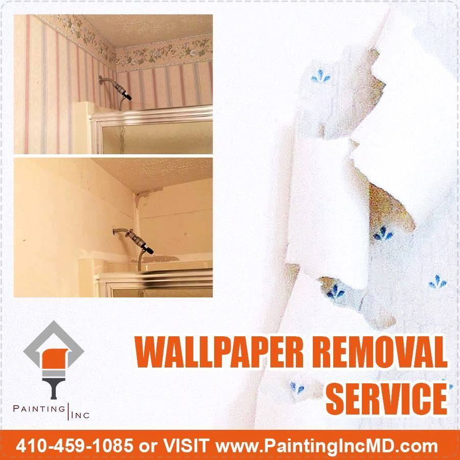 Wallpaper Removal Service Image Slny