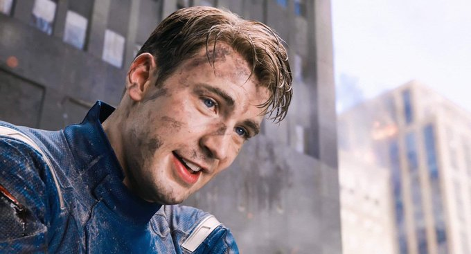 Happy birthday Chris Evans