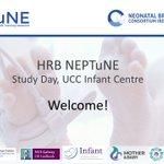 Image for the Tweet beginning: UCC's Infant Centre hosts HRB