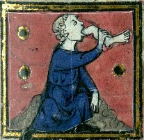 Ok, I'm dithering to avoid sending a piece of writing, SO how about a mini-thread on medieval cannibal babies?   Medieval Christian theologians were OBSESSED with the cannibal baby question: if our bodies are resurrected in the Last Judgment, what happens if we were eaten?