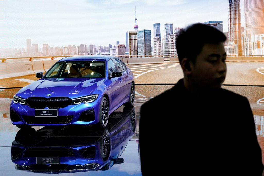 BMW affirms target to hike sales as China drives May deliveries https://reut.rs/2IcYIPC