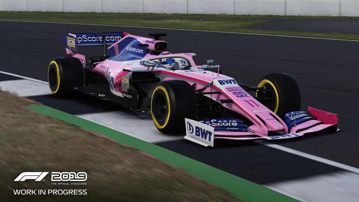 Formula 1® Game on Twitter: