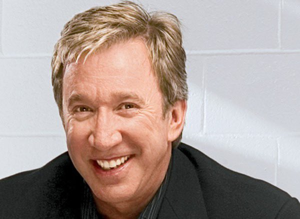 HAPPY BIRTHDAY TIM ALLEN - 13. June 1953.  Denver, Colorado, USA