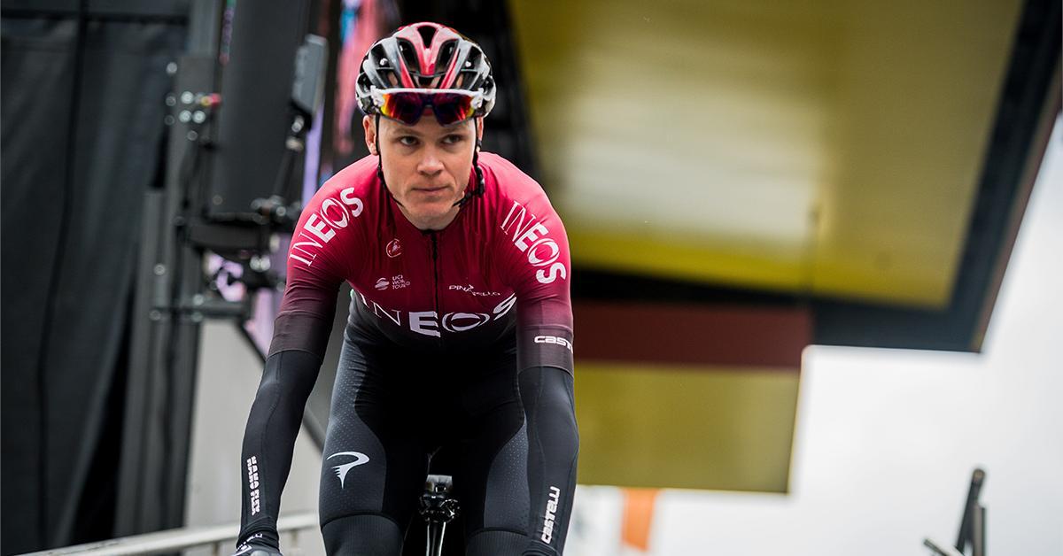 L'opération de Chris Froome a duré huit heures, le coureur est toujours en soins intensifs à l'hôpital de Saint-Etienne http://ow.ly/TcCs30oVXIU