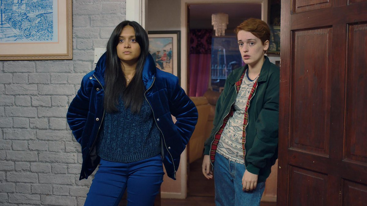 🔔🔔'Ackley Bridge' returns to @Channel4 from 18th June.🙌Check out our feature for the trailer and a taste of the high drama on the horizon! Filmed in #Halifax with investment from @screenyorkshire 📺https://www.screenyorkshire.co.uk/funding/productions/ackley-bridge-series-3/…