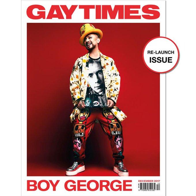 "June 14:Happy 58th birthday to singer,Boy George(\""Karma Chameleon\"")"