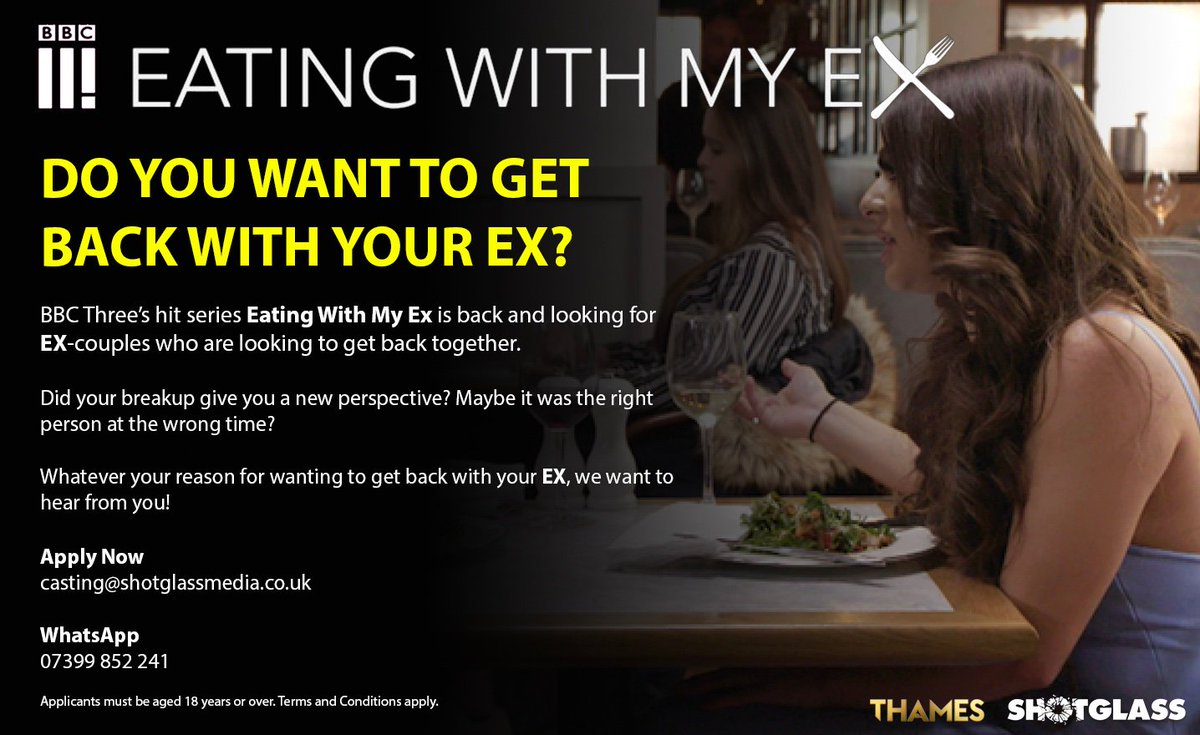 Eating With My Ex (@eatingwithmyex) | Twitter