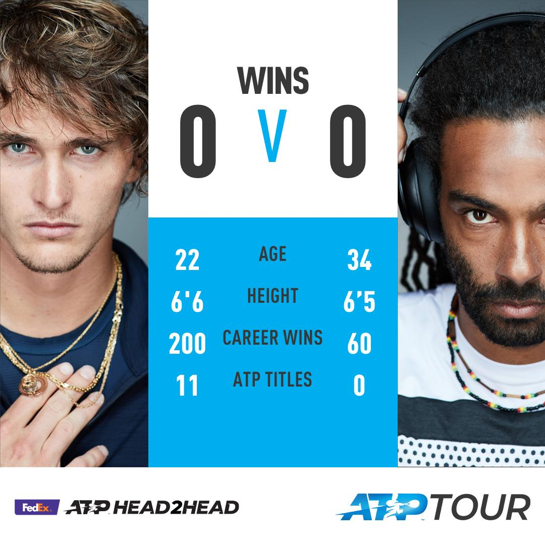 The battle of the 's  Who are you backing @MercedesCup?    #ATPTour <br>http://pic.twitter.com/lZvJzpA8jH