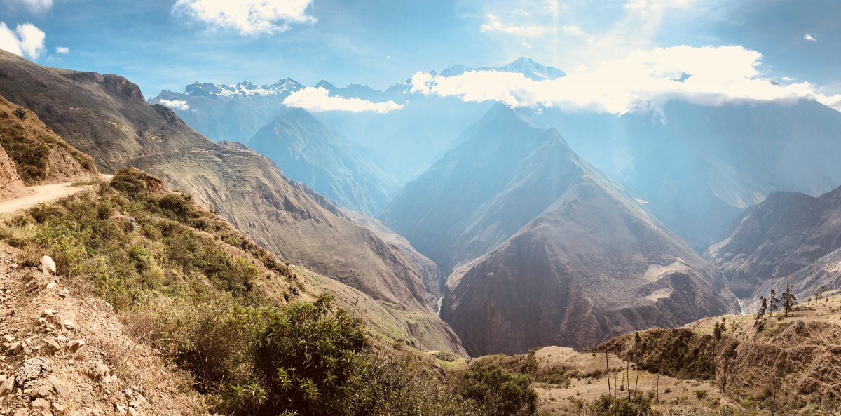 test Twitter Media - The EM group continue its collaboration with the University of Alberta in completing a magnetotelluric profile across the Peruvian Andes. The photo below is along the route to one of our stations.  @DIAS_Dublin #DIASdiscovers https://t.co/pNhvqqcK8k