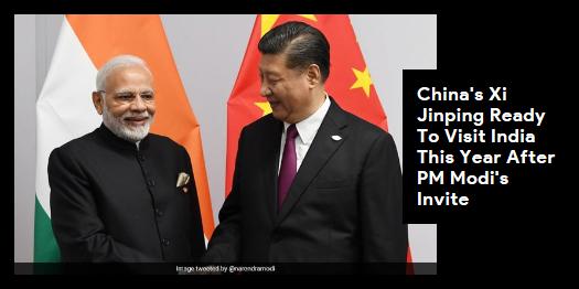 Lead story now on http://ndtv.com:The two leaders met today on the sidelines of #SCOSummit in Bishkek, Kyrgyzstan https://www.ndtv.com/india-news/chinas-xi-jinping-ready-to-visit-india-this-year-after-pm-modis-invite-centre-2052786…#NDTVLeadStory