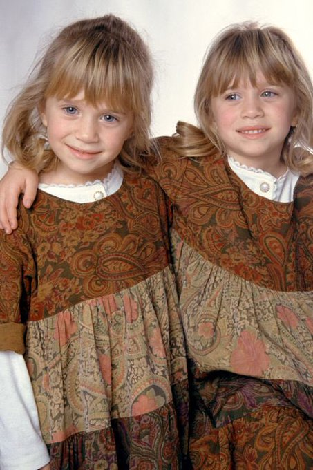 Happy Birthday to our president, Mary Kate and Ashley Olsen!