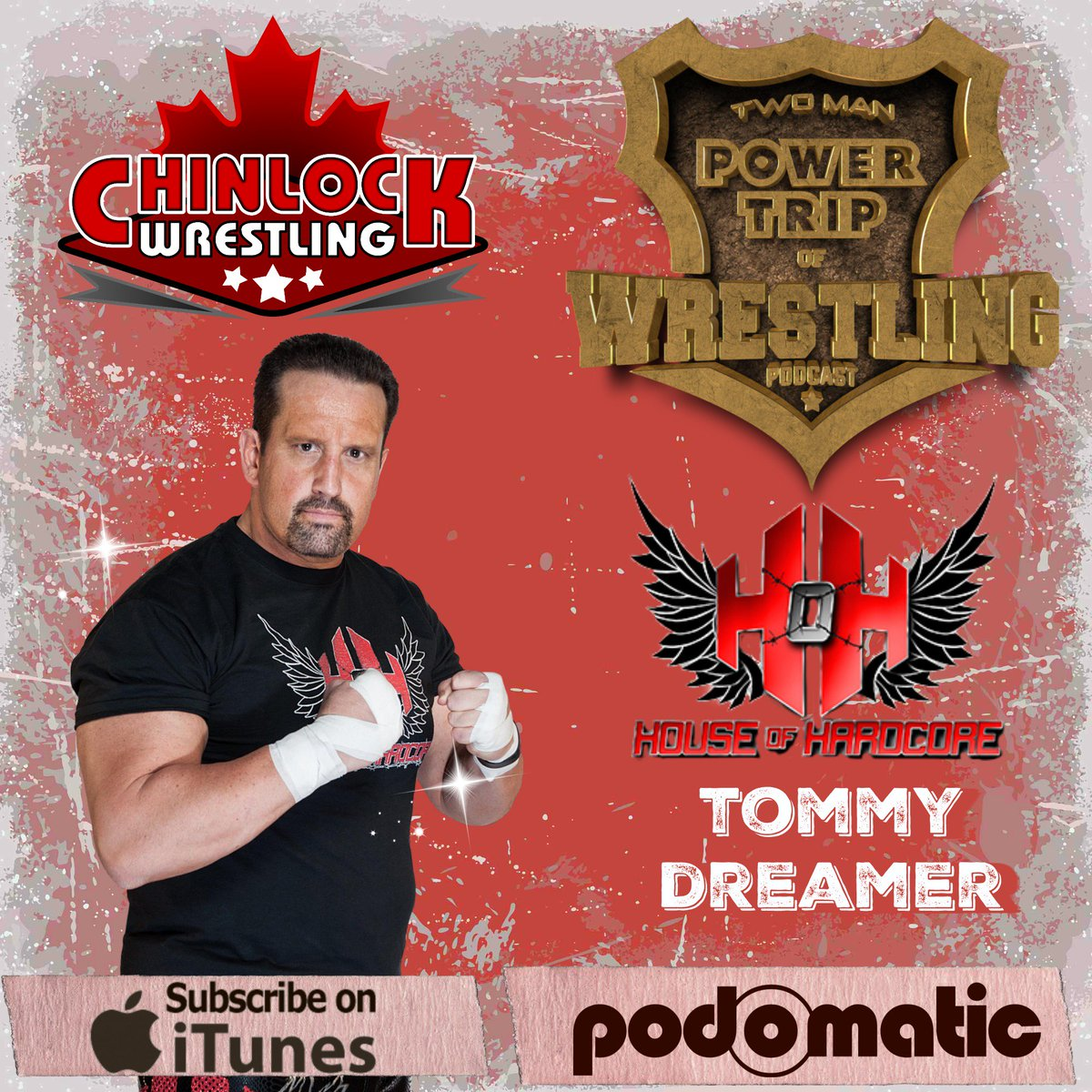 Tommy dreamer discusses his house of hardcore promotion, ecw more