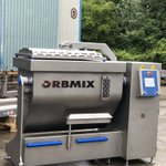 Image for the Tweet beginning: New Orbmix machines arrived this
