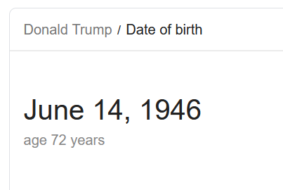 """Happy Birthday Mr. President\"" isn\t actually about Donald Trump either, y\all."