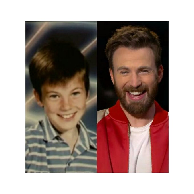 Aawww Happy Birthday Chris Evans! Thank you for everything! *BIG HUG!*