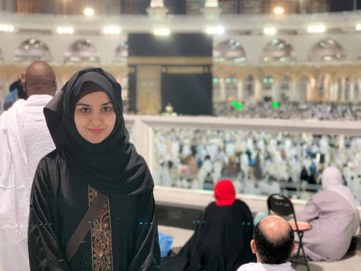 My First #Umrah!  Alhamdullilah The #Kaaba changes your heart, mind & soul. I feel drawn towards betterment, patience & specially Tawakkul. I cant explain my feelings in a few lines. Allah is the Master & trusting Him will always make us Grateful I feel reinvented  #Makkah <br>http://pic.twitter.com/YyL4fFDnZW
