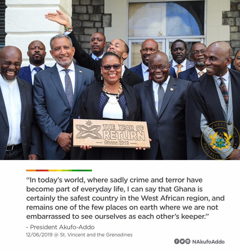 #YearOfReturn #Ghana 🇬🇭