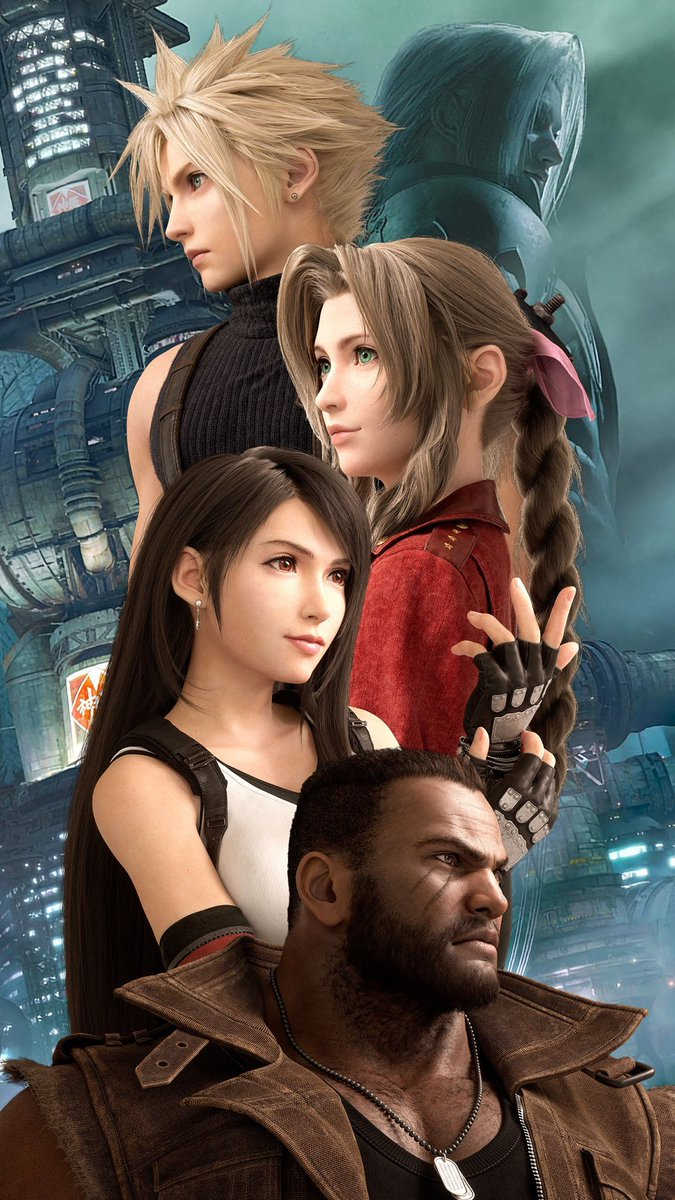 Final Fantasy Vii Remake On Twitter Introducing Just Some