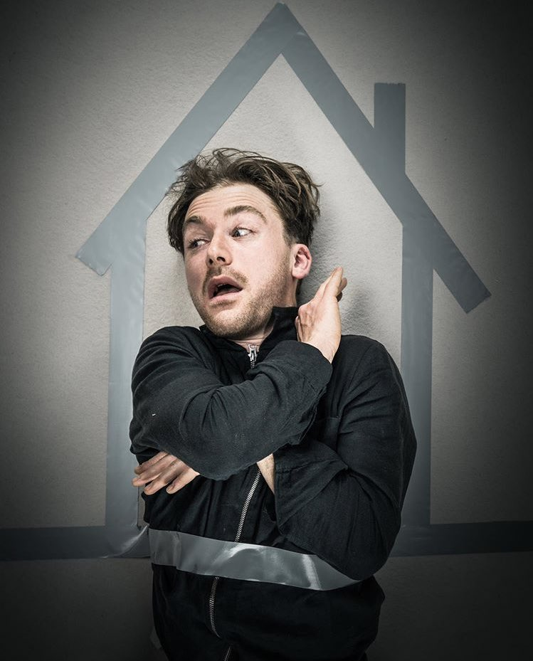 Jack Waghorn @UniUndergrd has worked on social housing developing horror scores and movies to present to decision makers - come and see his movie and hear his music tonight