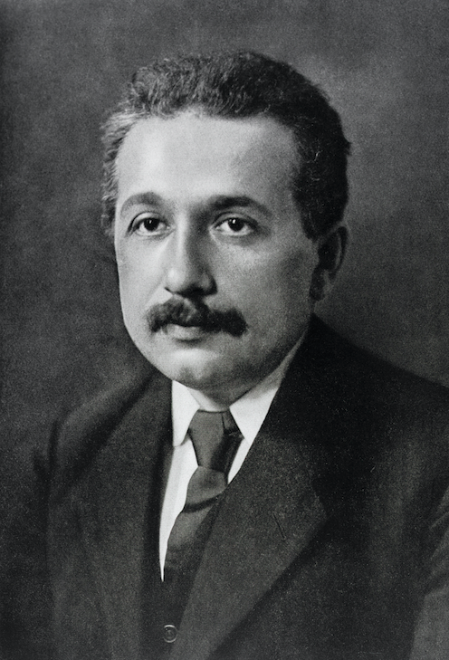 Throwback Thursday: A 1914 portrait of Albert Einstein.<br>http://pic.twitter.com/FMb4Oo2Fgm