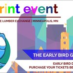 Image for the Tweet beginning: Join us @thePRINTevent for tested