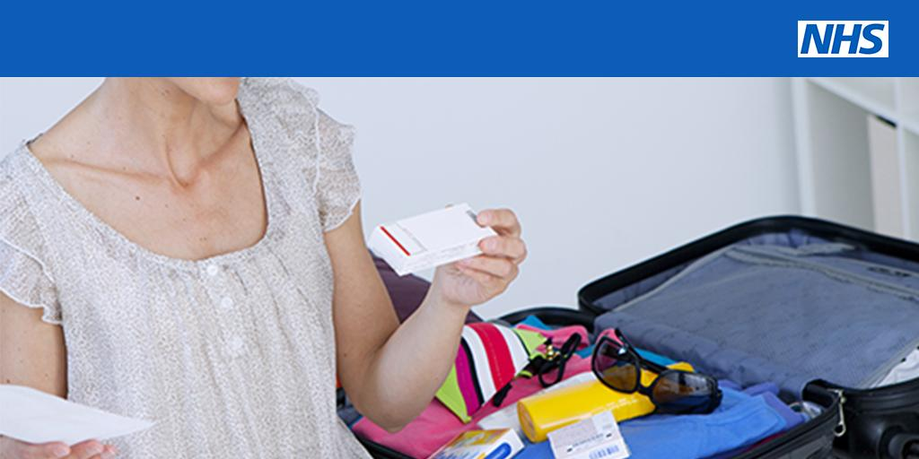 Going on holiday soon? If you plan on taking medication with you, its important that you check the rules for all the countries youre going to. Helpful advice here: ow.ly/IXxu30knRUr