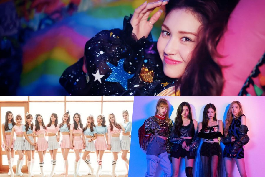 #JeonSomi's Friends Including #IOI, #BLACKPINK, And #Minzy Cheer On Her Debut #SomiBirthdayDebut soompi.com/article/133194…