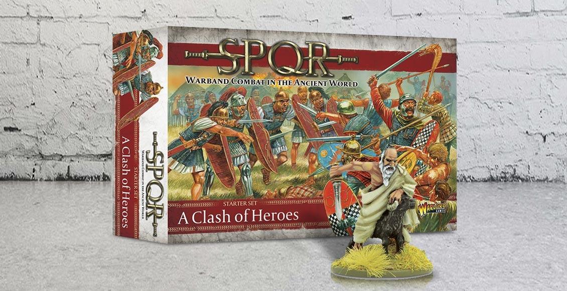 Aperti i preordini di #SPQR, il nuovo #Wargame di Warlord ambientato nell'antica Roma - Leggi l'articolo completo su: http://bit.ly/2ReOe5i #GiocoDaTavolo #WarlordGames #GiochiDaTavolo @WarlordGames