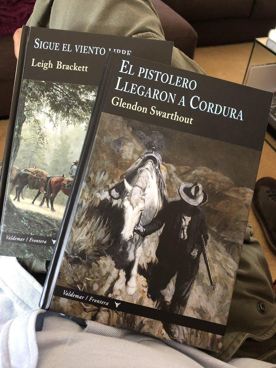 Vuelvo a estar al día. Las dos últimas muescas en mi revólver. Colección completa, colección Comansi. @ed_valdemar #Frontera