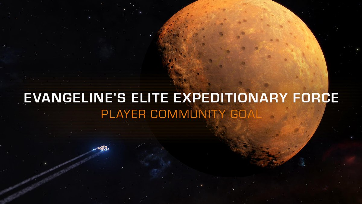 community goal elite dangerous