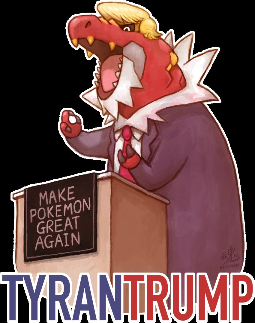 Tyrantrum Twitter Search