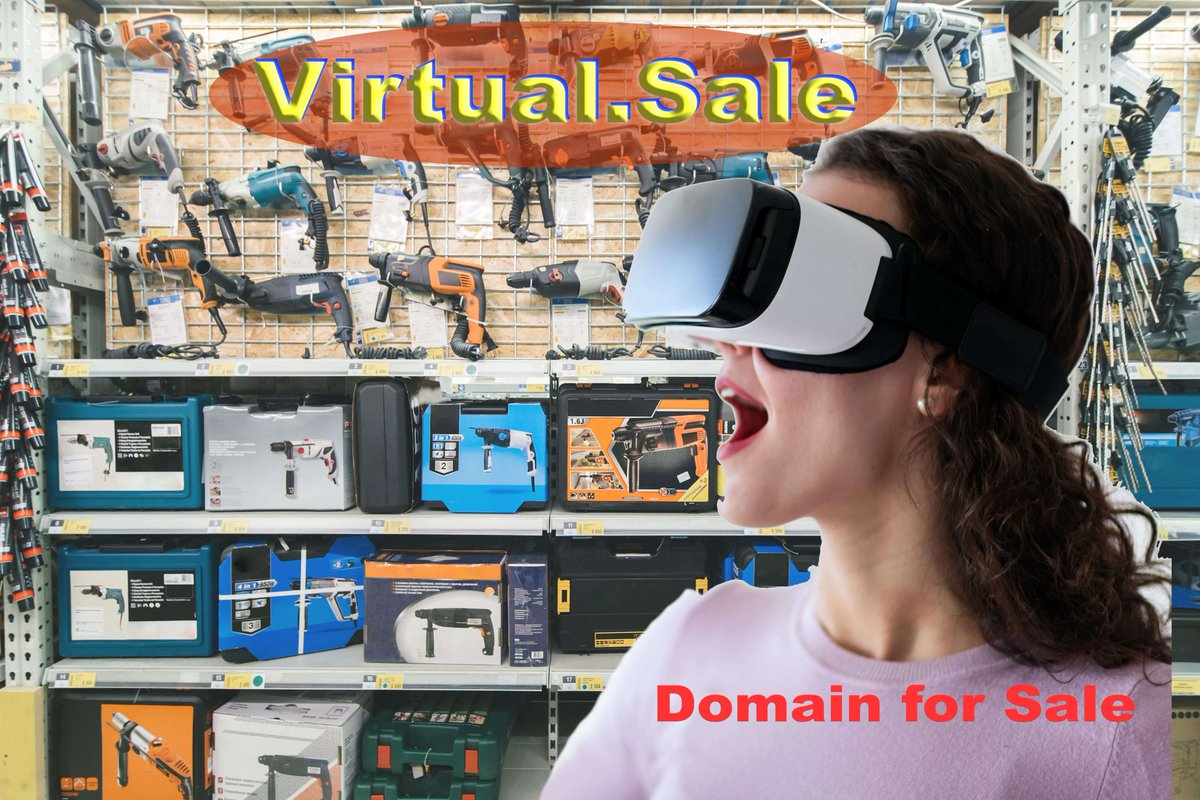 virtual.sale Domain For Sale