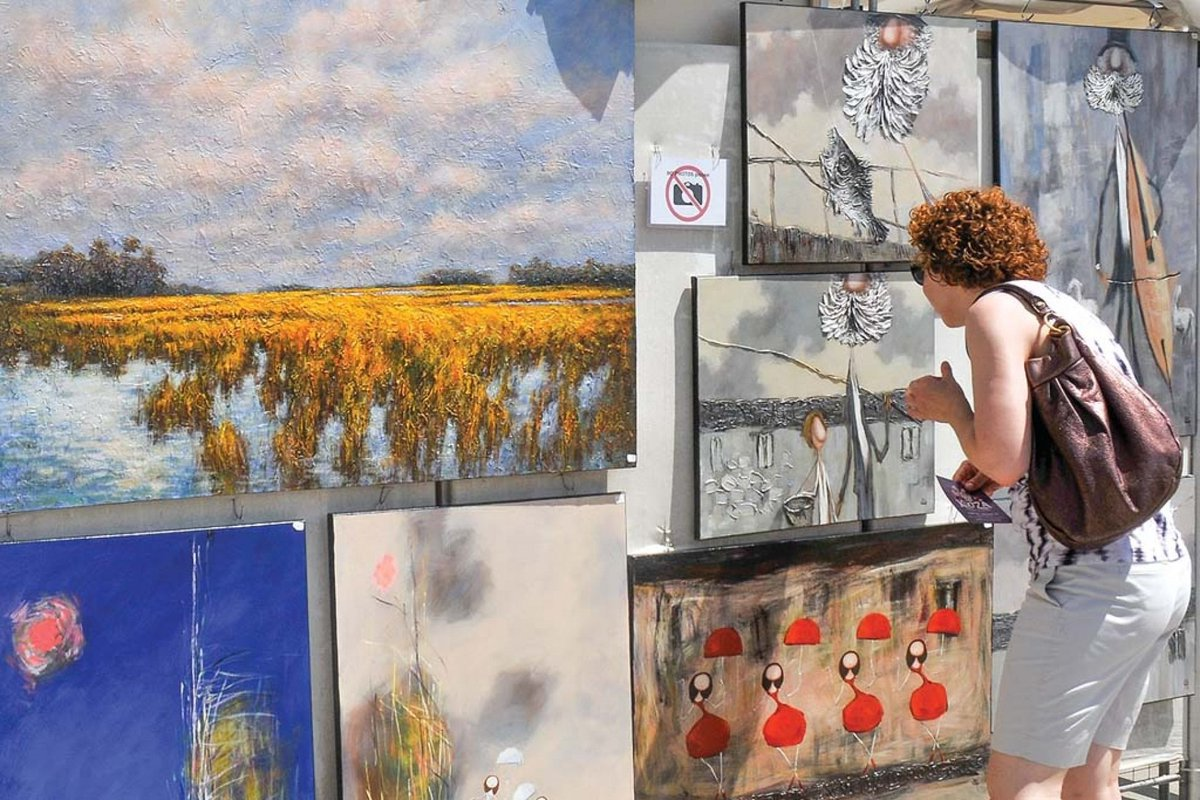 Don't Miss the Annual Boardwalk Art Show via @VBVAtweet buff.ly/2KgUsRt