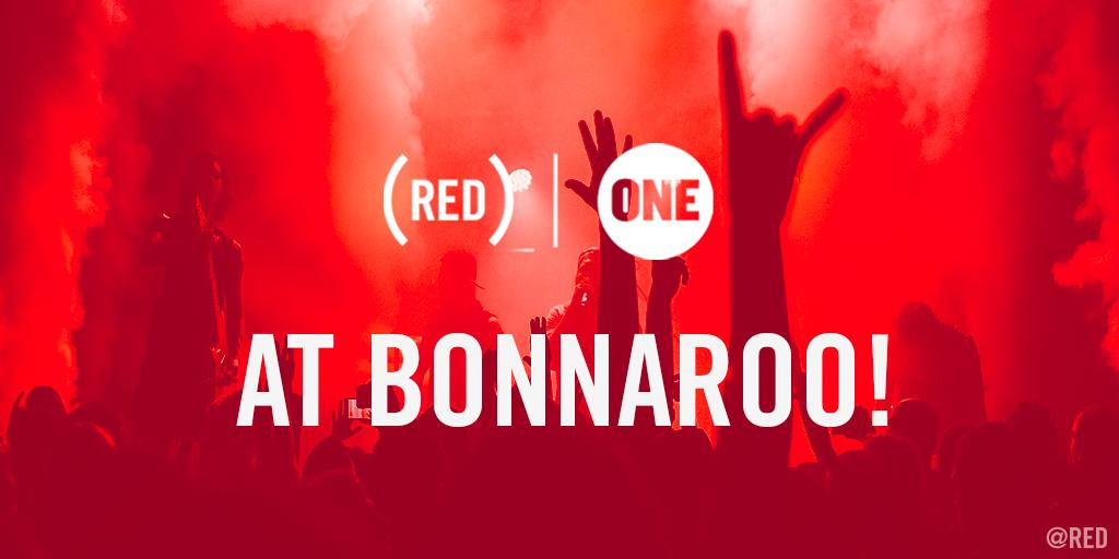 Who's at @Bonnaroo?! We're here at #PlanetRoo with @ONECampaign! Stop by & join us in the fight to #endAIDS.