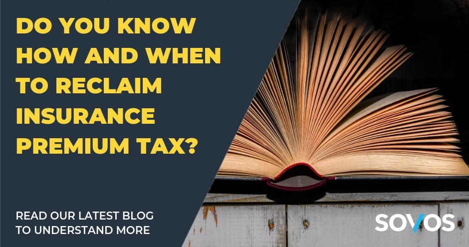 For insurers, knowing when and how to reclaim #IPT can be daunting.  Understanding the different methods across EU territories is key for ongoing tax compliance.  Read more at: http://bit.ly/2KOM5M7 #taxcompliance #iptreclaim