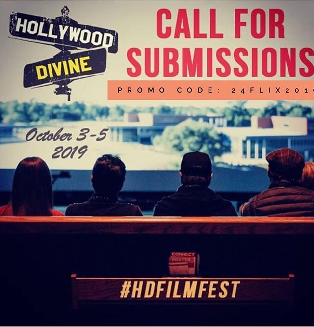 ATTN #FILMMAKERS: Save 24% on submissions by using promo code 24FLIX2019 for hdfilmfest ! Located in Camp Hill, PA, this new festival kicked off last year and proved to be a great event of networking, promotion, prizes and purpose. #24flix will be there this year and hopes #acto