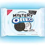 Image for the Tweet beginning: A New Mystery Oreo Flavor