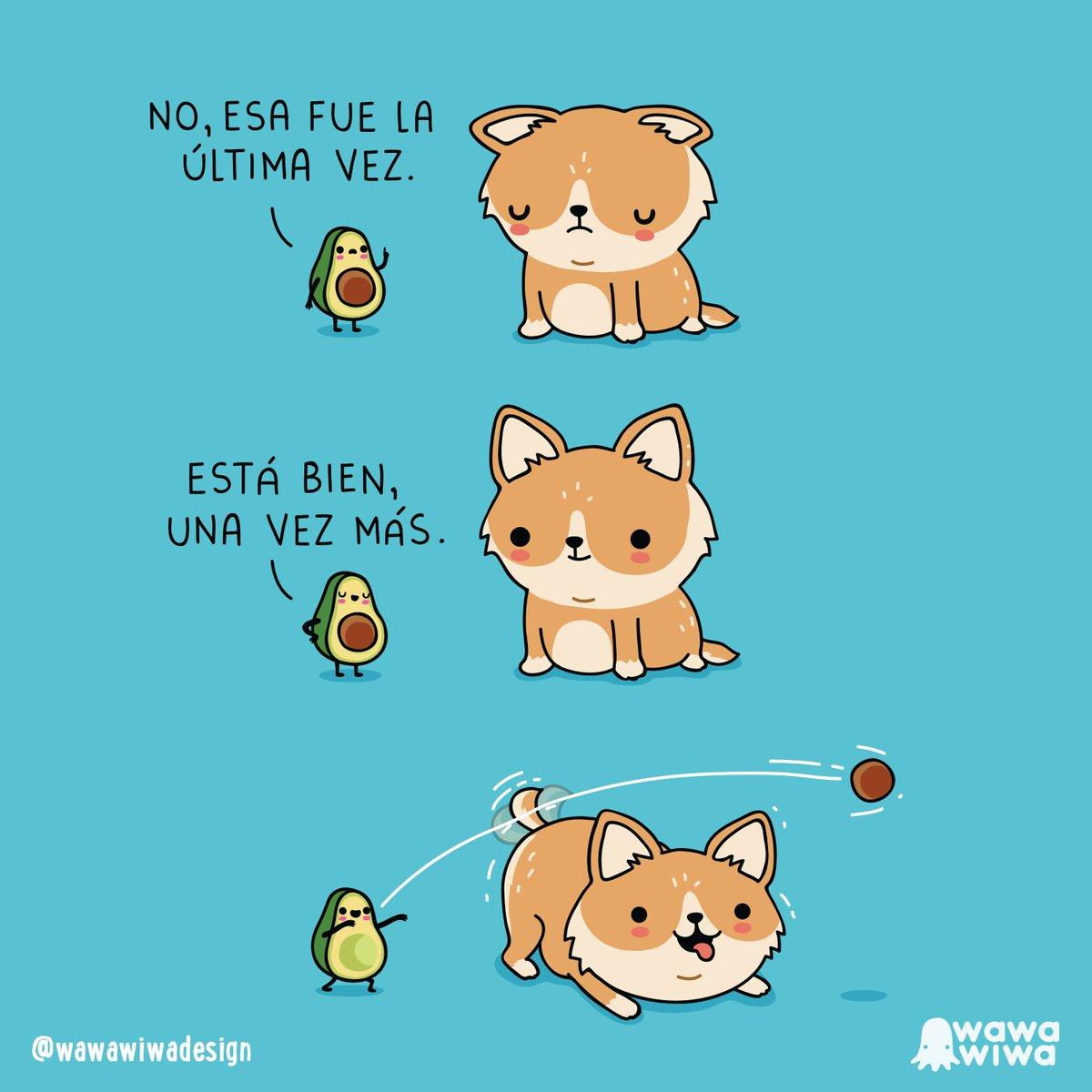 http://www.wawawiwadesign.com #perros #aguacates