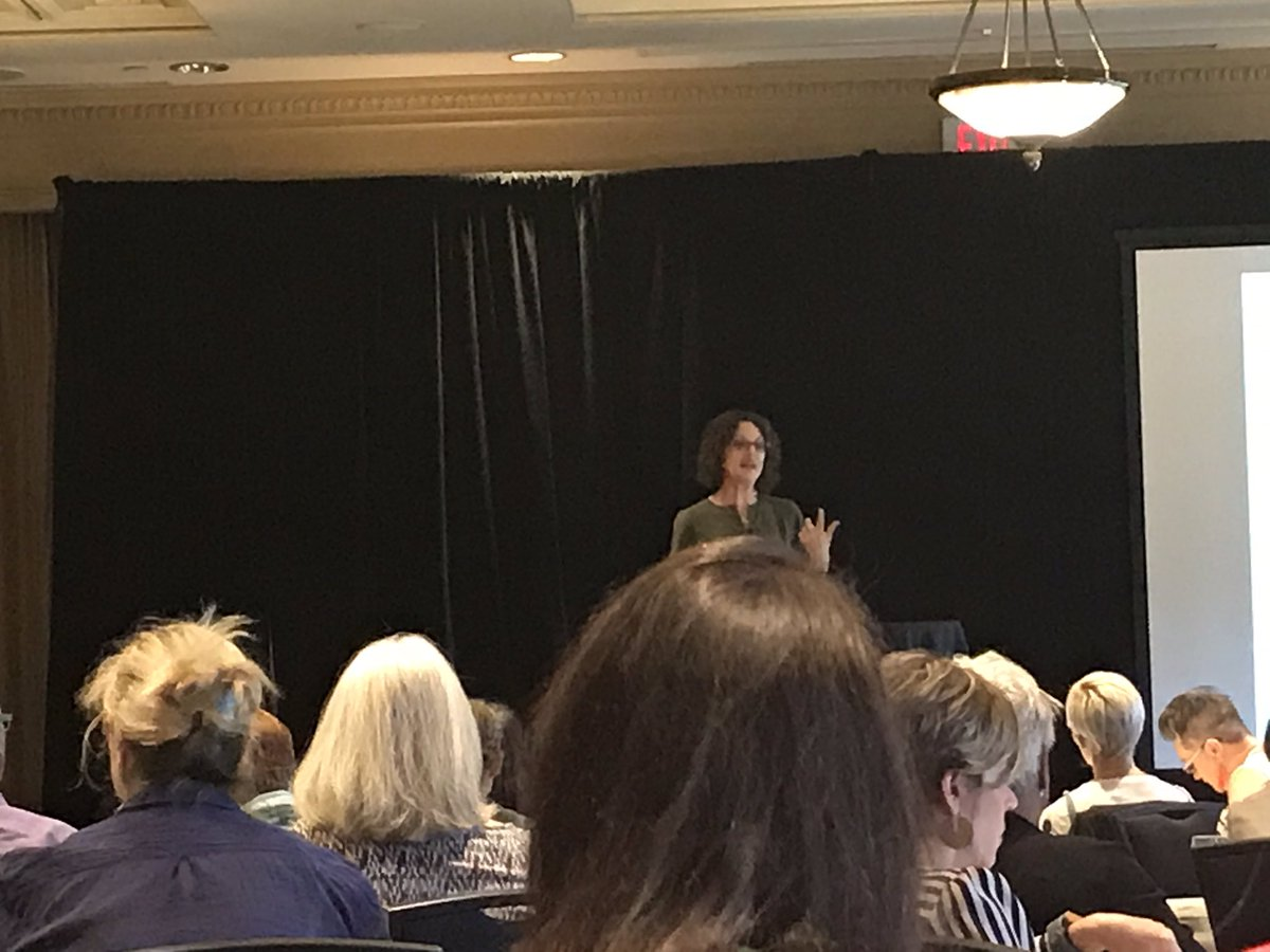 Here in Victoria, BC,, at the #ACTO  coaching conference, listening to Dr. Robin DiAngelo #whitefragility talk to her peeps about the dominant White Progression Narrative.   Speaking truth without apology! – at Hotel Grand Pacific