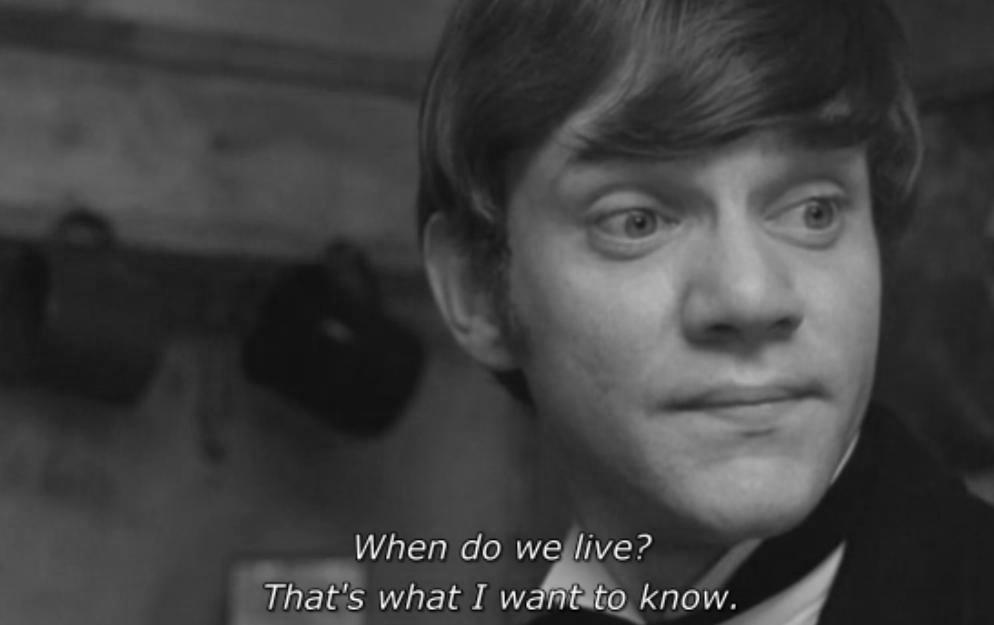 Happy birthday Malcolm McDowell, anti-hero and role model for my youth