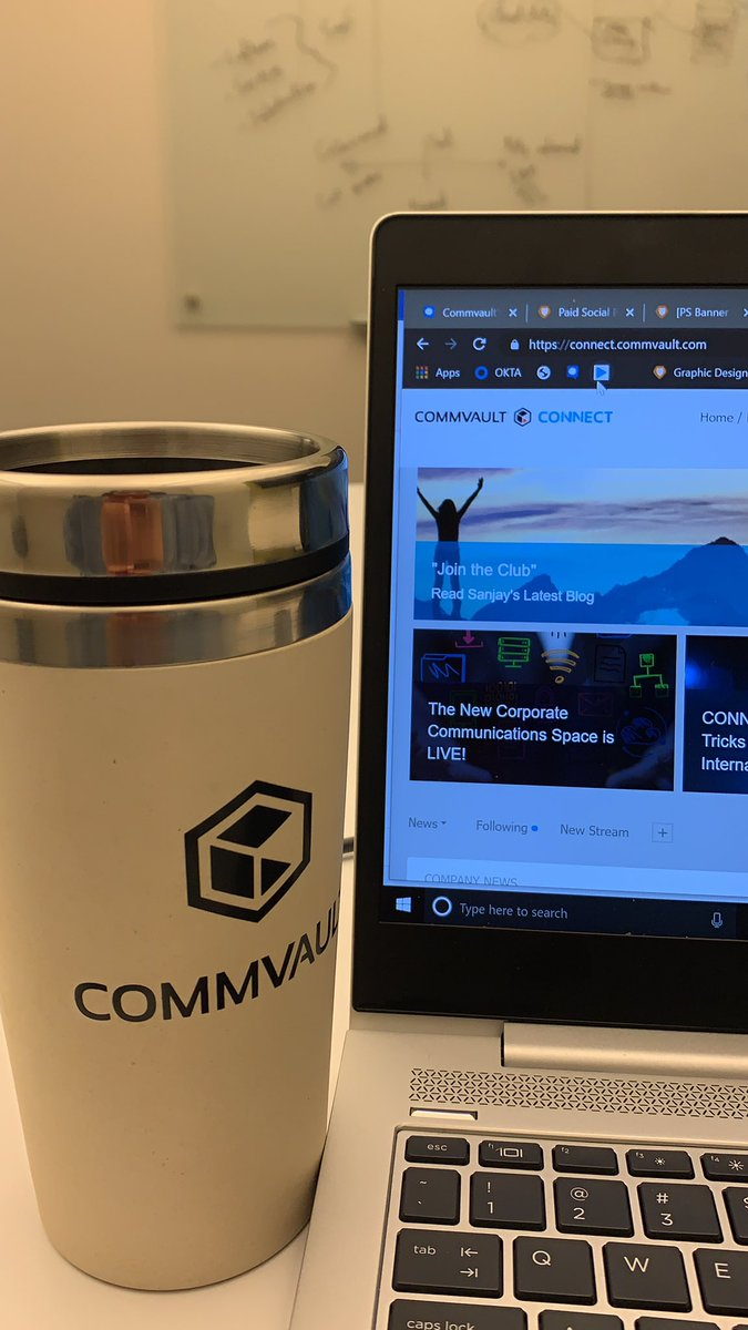 commvaultlife hashtag on Twitter